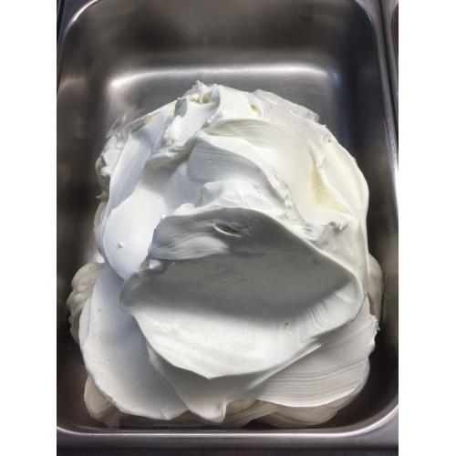 base latte completa per gelato alle creme